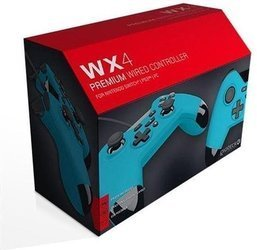 WX-4 WIRED Controller Nintendo Switch Blue