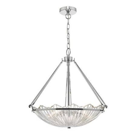 AVRIL 3LT Lampa Sufitowa Szkło