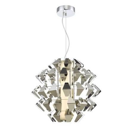 FALCON Lampa Sufitowa Chrom 35W LED