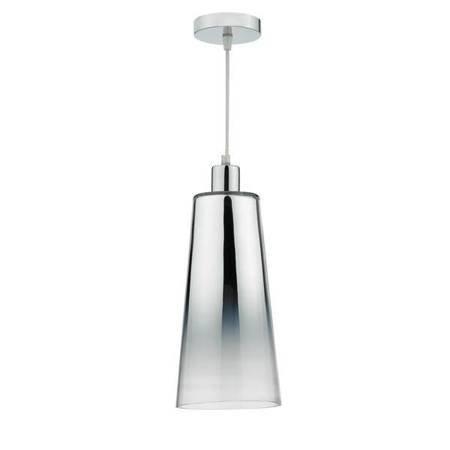 SMOKEY EASY FIT Lampa Sufitowa GRADUATED Chrom Szkło