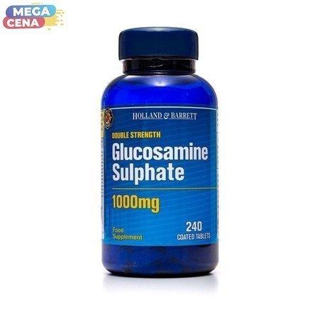 Siarczan Glukozaminy 1000 mg 240 Kapletek