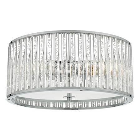 ZETO 4LT Lampa Sufitowa Akrylowe BUBBLE ROD IP44