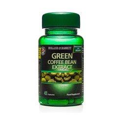 Ekstrakt z Zielonej Kawy Produkt Wegański 42 Kapsułki